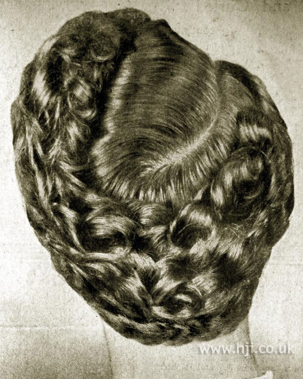 1951 compact curls