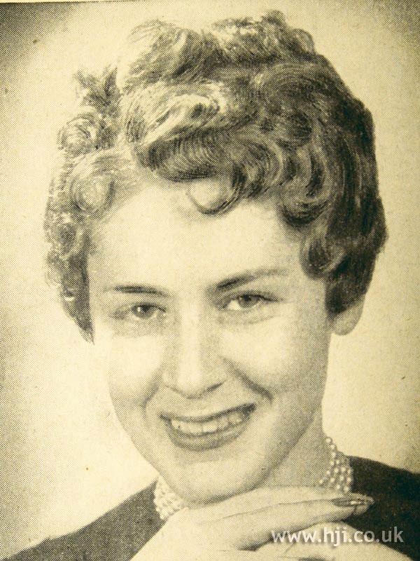 1951 curls short