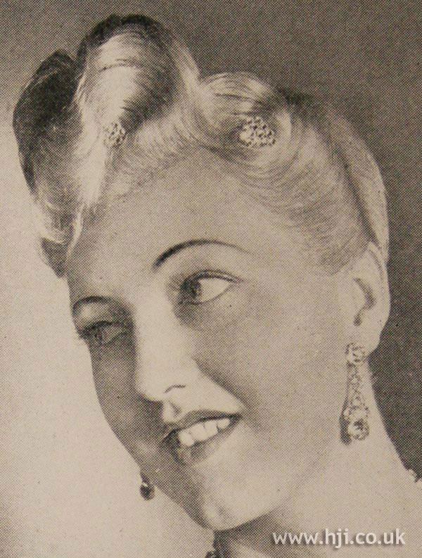 1951 tall quiff