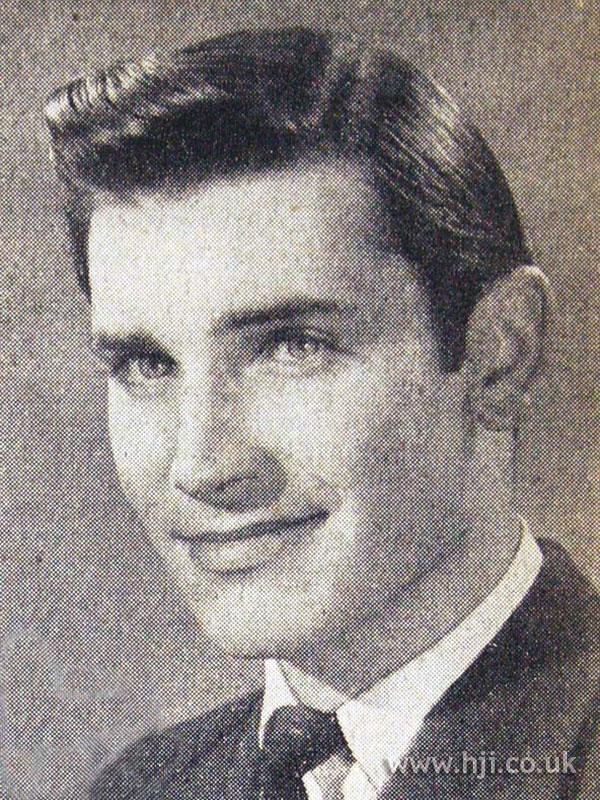 1953 men brunette hairstyle