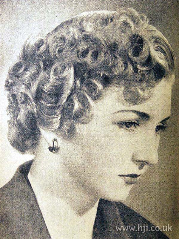 1953 tight curls