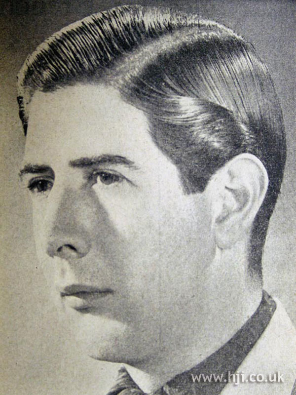 1954 short men's hairstyle
