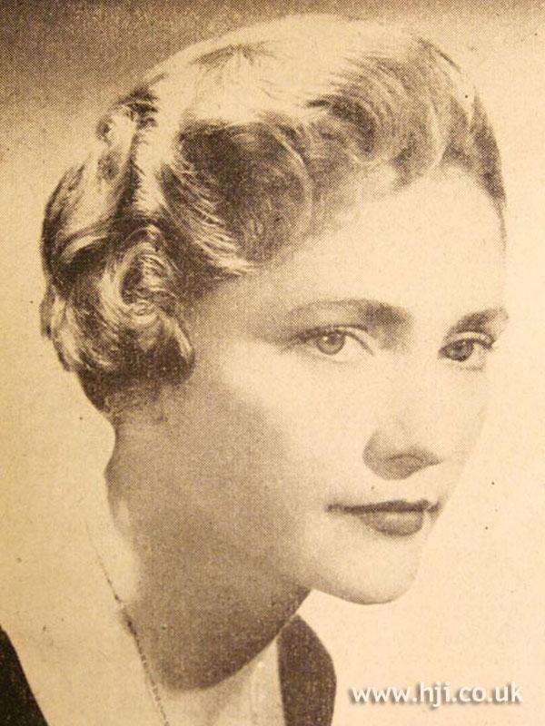 1956 blonde short