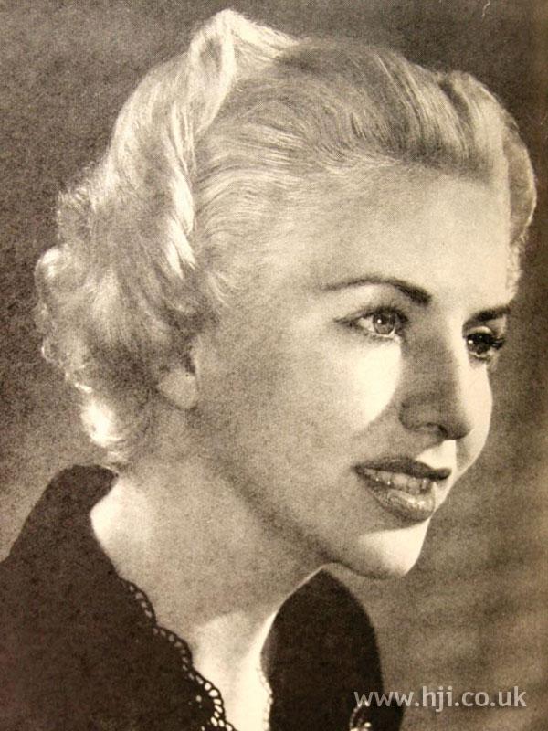1956 blonde short1