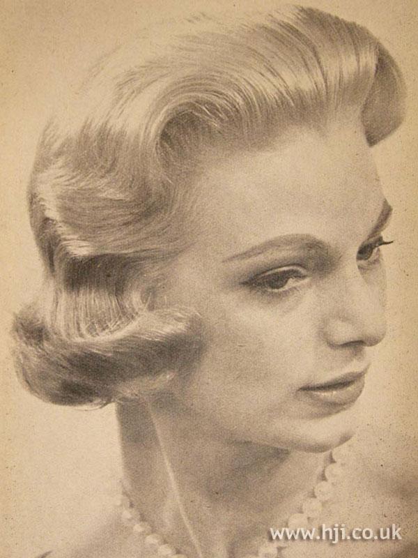 1956 gloss blonde