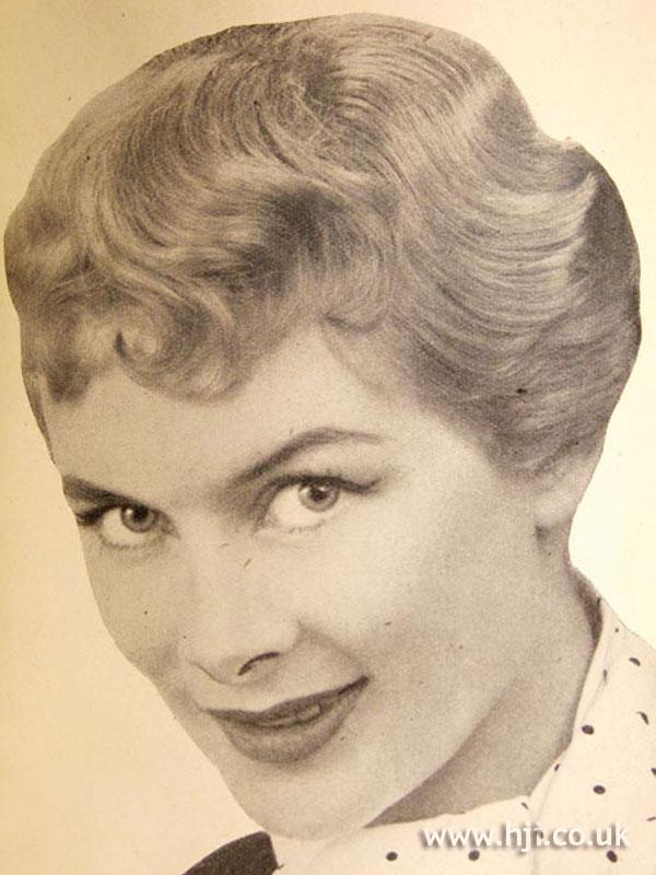 1956 neat blonde