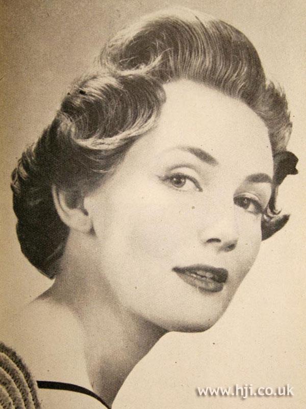 1956 quiff waves