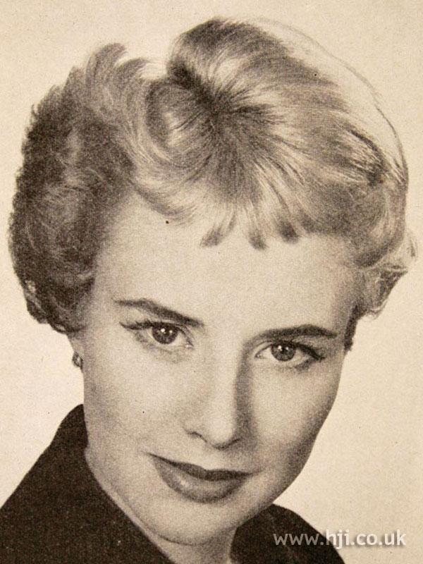 1957 blonde short
