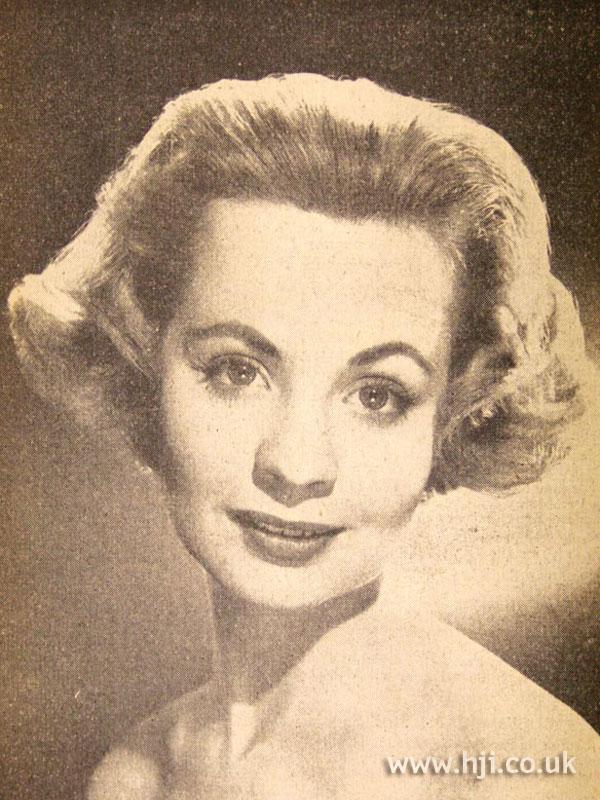 1957 blonde swept