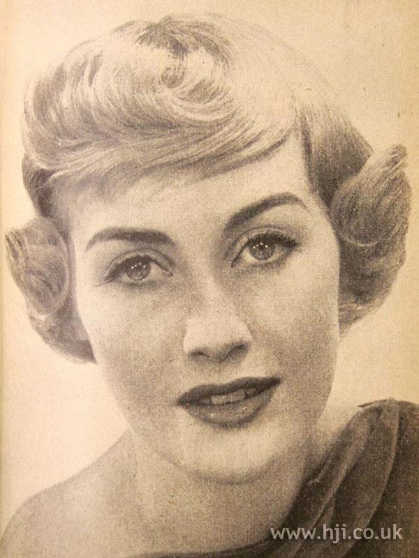 1957 blonde swirl