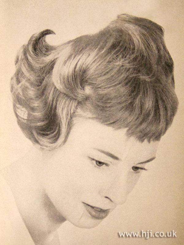 1957 blonde wave