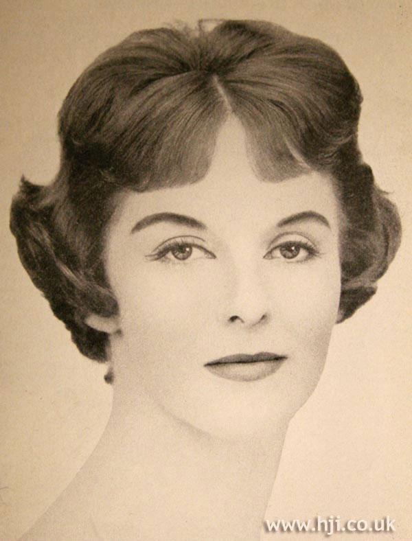 1957 brunette parting1