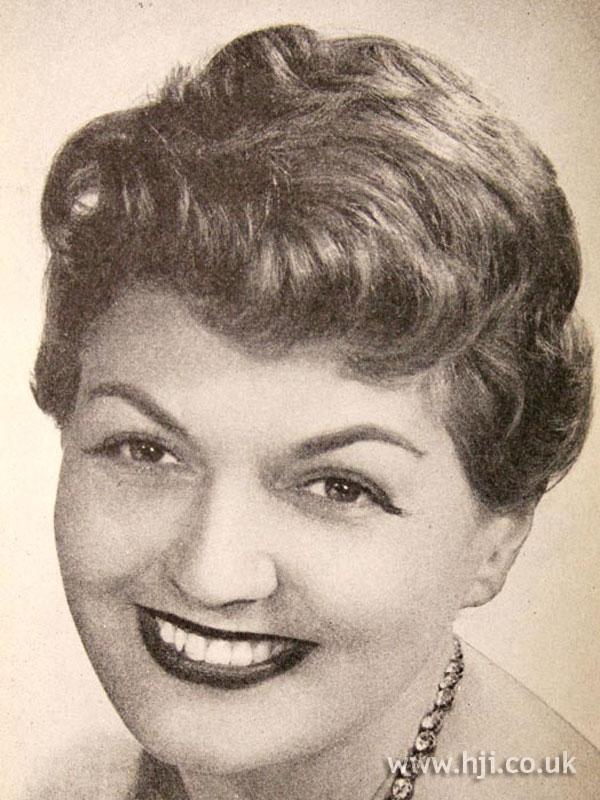 1957 brunette rolls