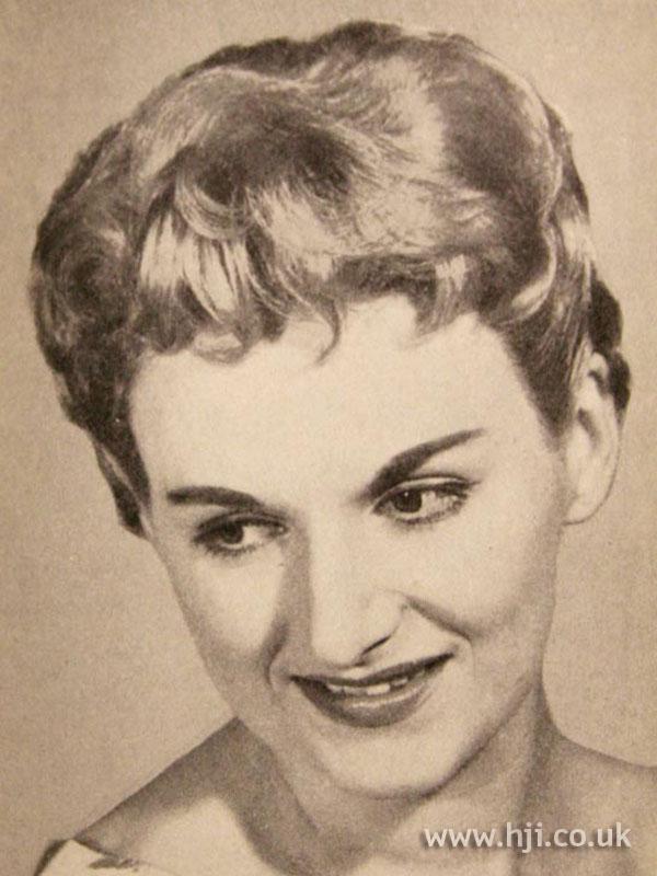 1957 short blonde