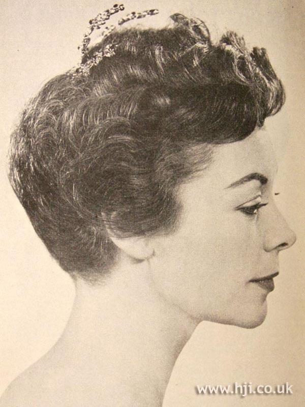 1957 short edwardian