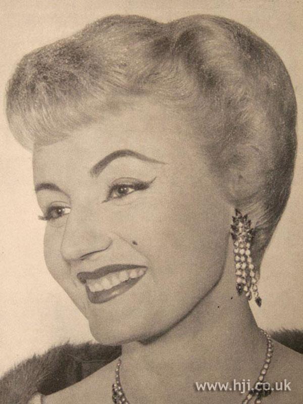 1958 blonde smooth