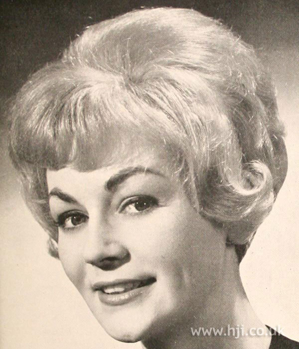 1961 blonde smooth