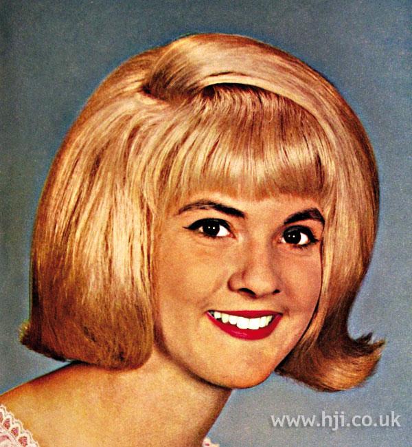 1962 asymmetric bob