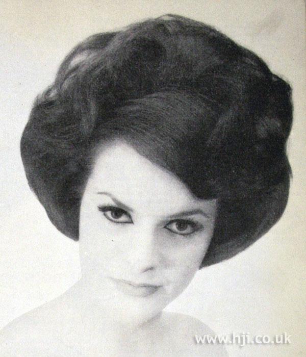 1962 brunette volume