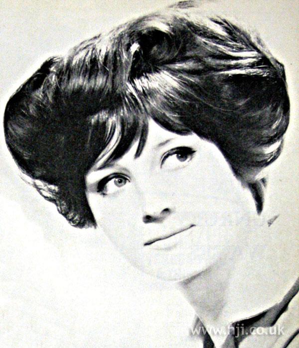 1962 brunette width