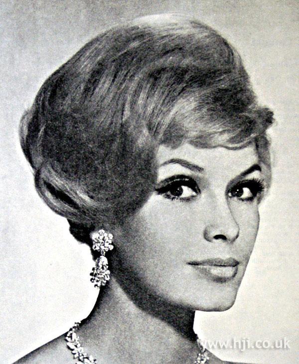 1962 elegant blonde
