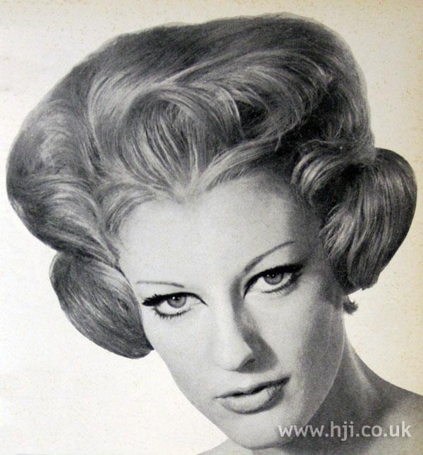 1962 flat blonde