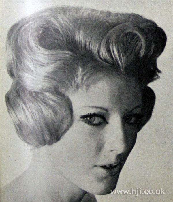 1962 flat curls