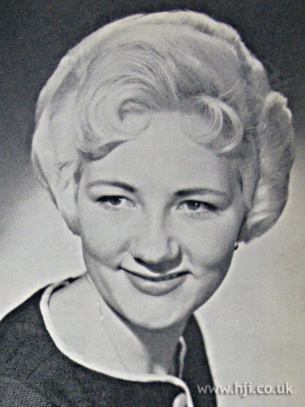1962 fringe curls
