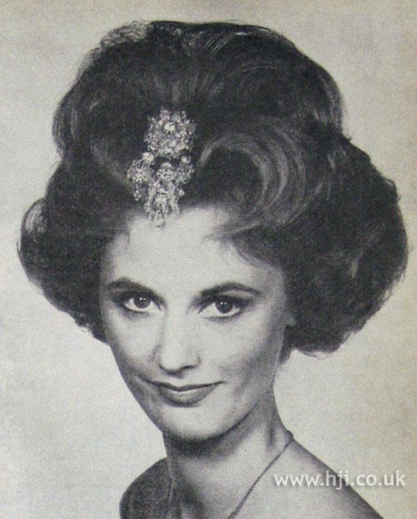 1962 grand updo