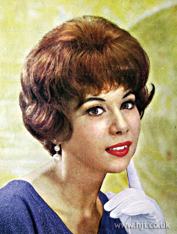 1962 redhead short