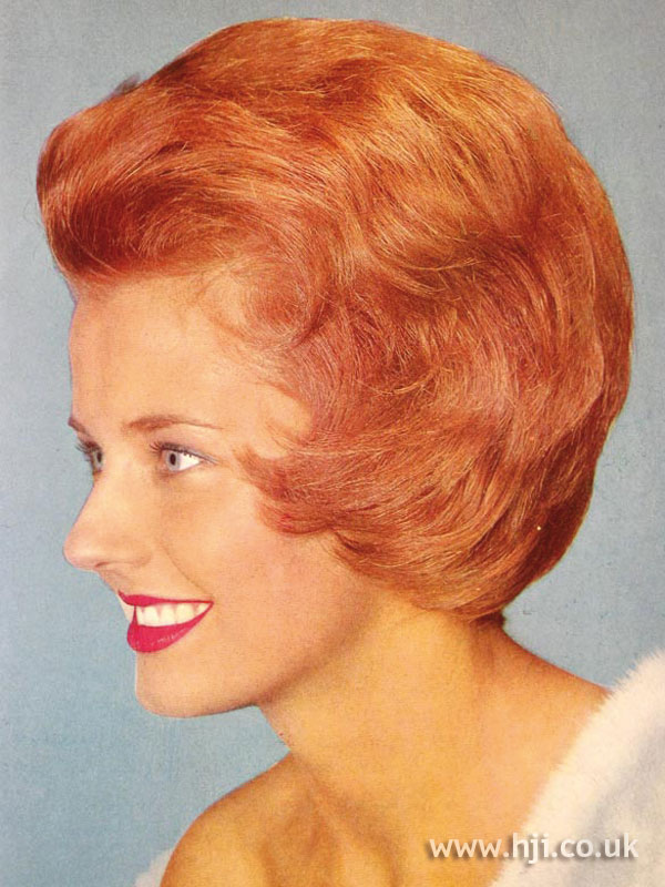 1963 redhead bob