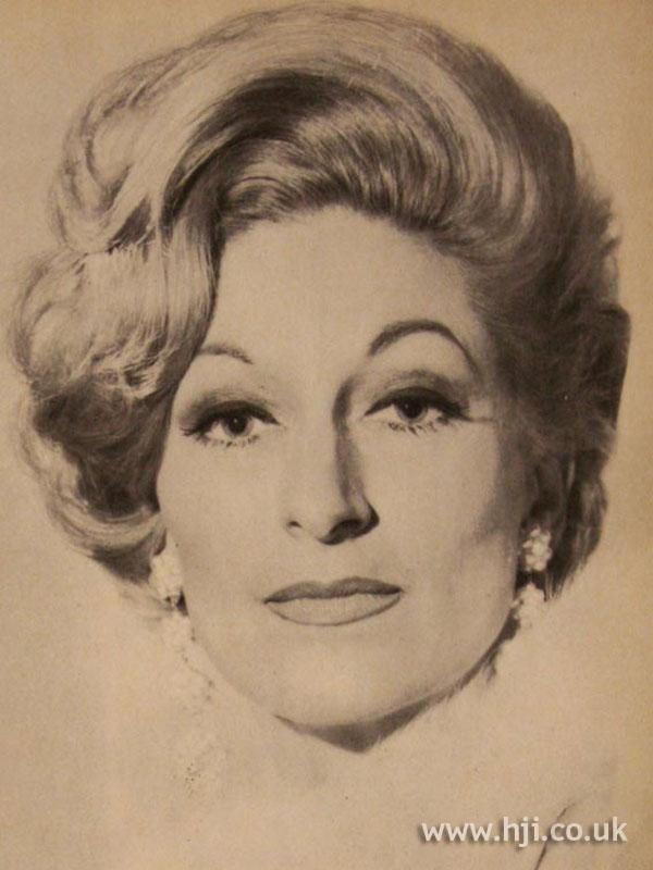 1966 asymmetric blonde