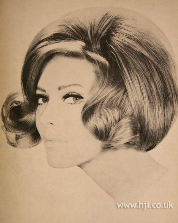 1966 bob curls