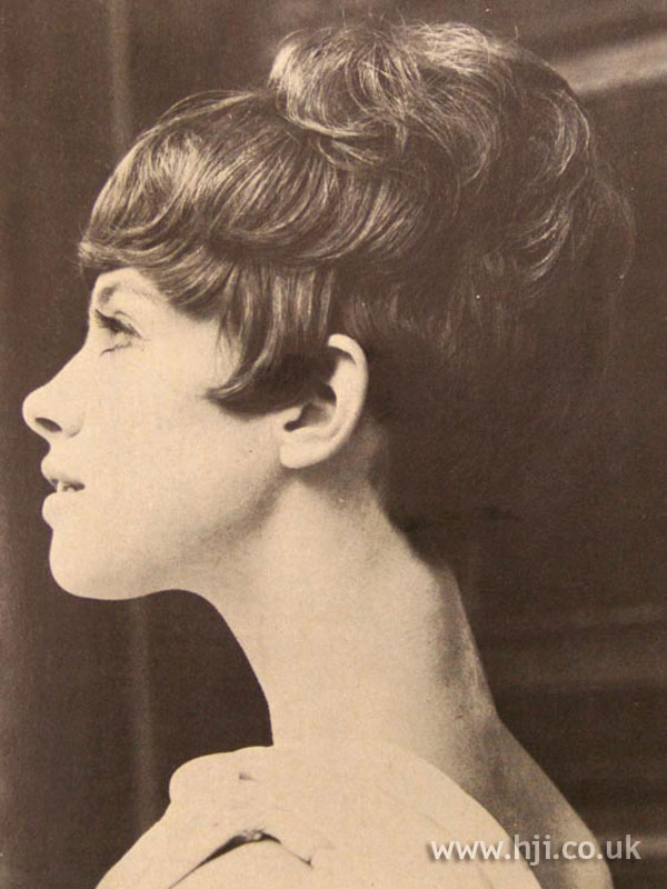 1966 brunette layers