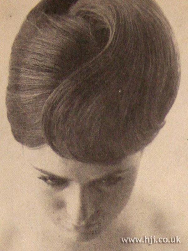 1966 brunette swirl