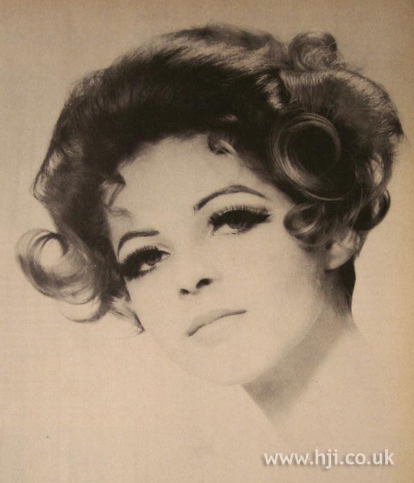 1966 short curls