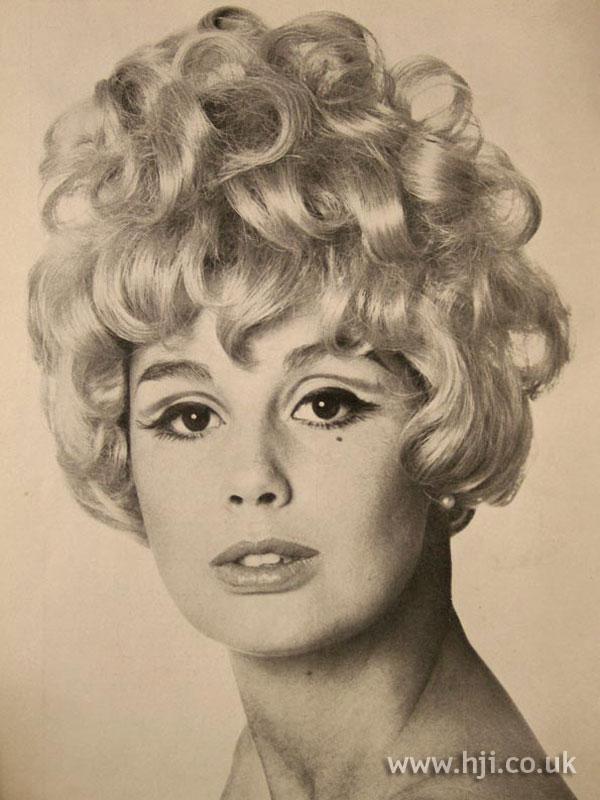 1967 blonde curls