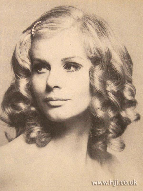 1967 blonde tendrils