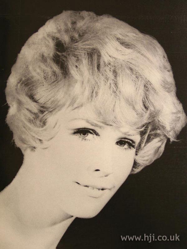 1967 blonde waves