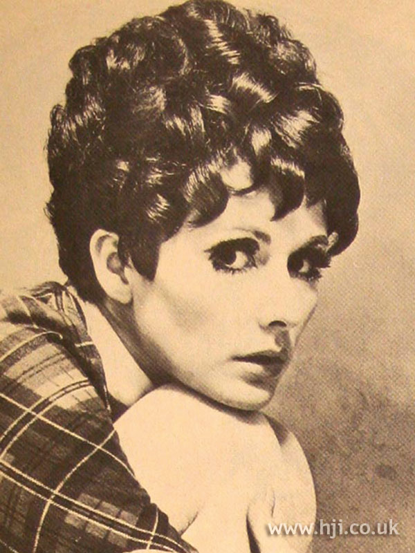 1967 brunette curls