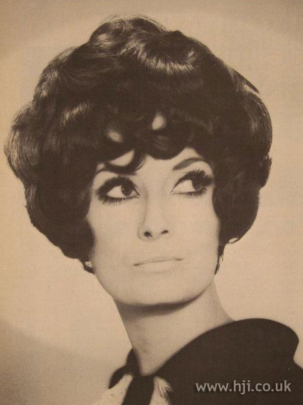 1967 brunette round