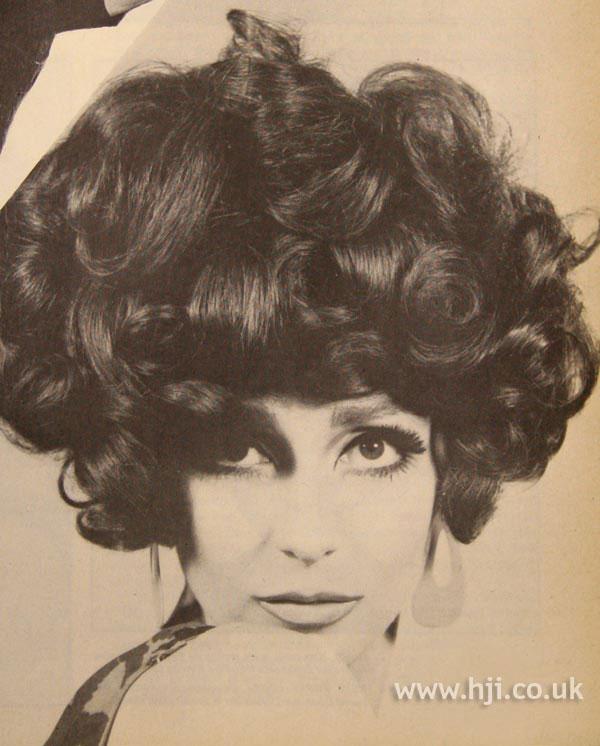 1967 brunette volume