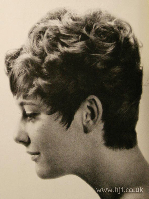 1967 cropped curls