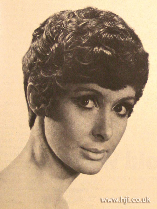 1967 curls close