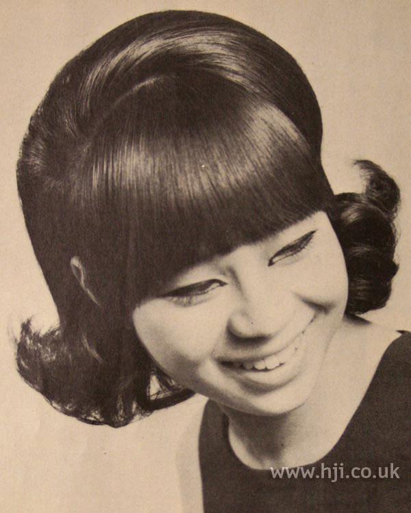 1967 glossy bob