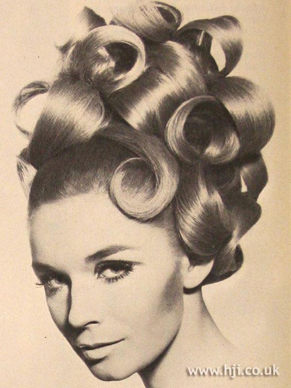 1967 large curls