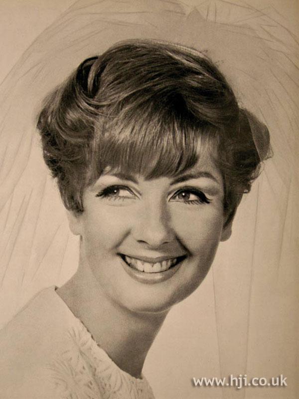 1967 short brunette