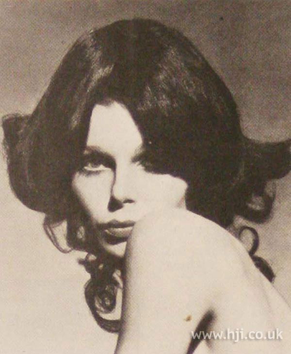 1968 brunette width