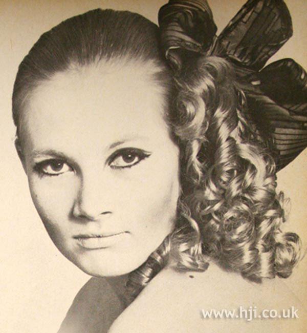 1968 curls asymmetric