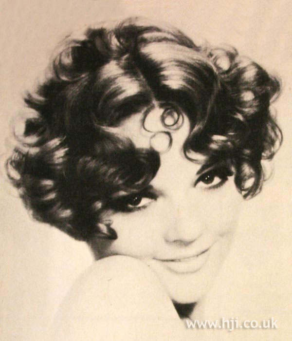 1968 curly bob hairstyle